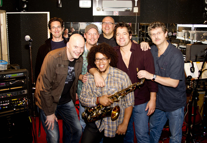 THE BRUCEBAND & JAKE CLEMONS
