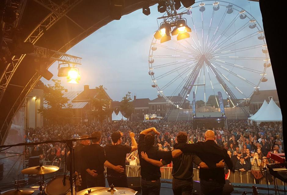 FESTIVAL SEIZOEN IN NEDERLAND