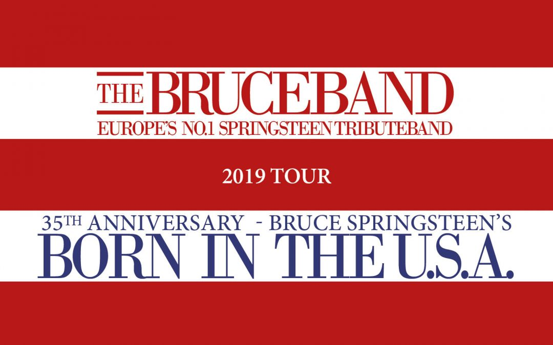 BORN IN THE USA 35TH ANNIVERSARY TOUR