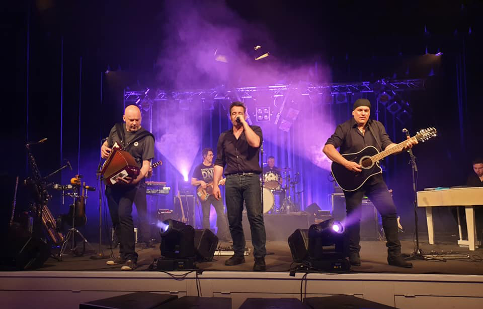 AFTRAP BORN IN THE USA TOUR IN PURMEREND